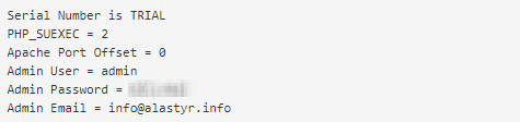 CWP LiteSpeed Kurulumu (33)