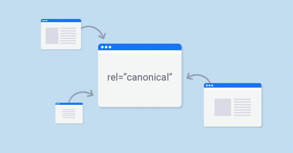 Canonical-URL-nedir