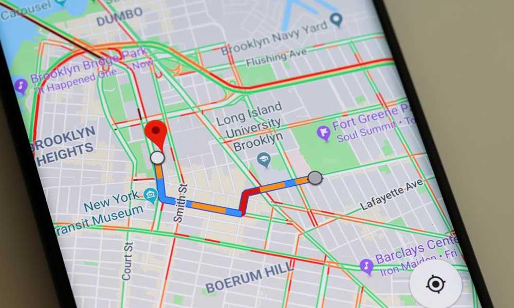 google-maps-navigasyon