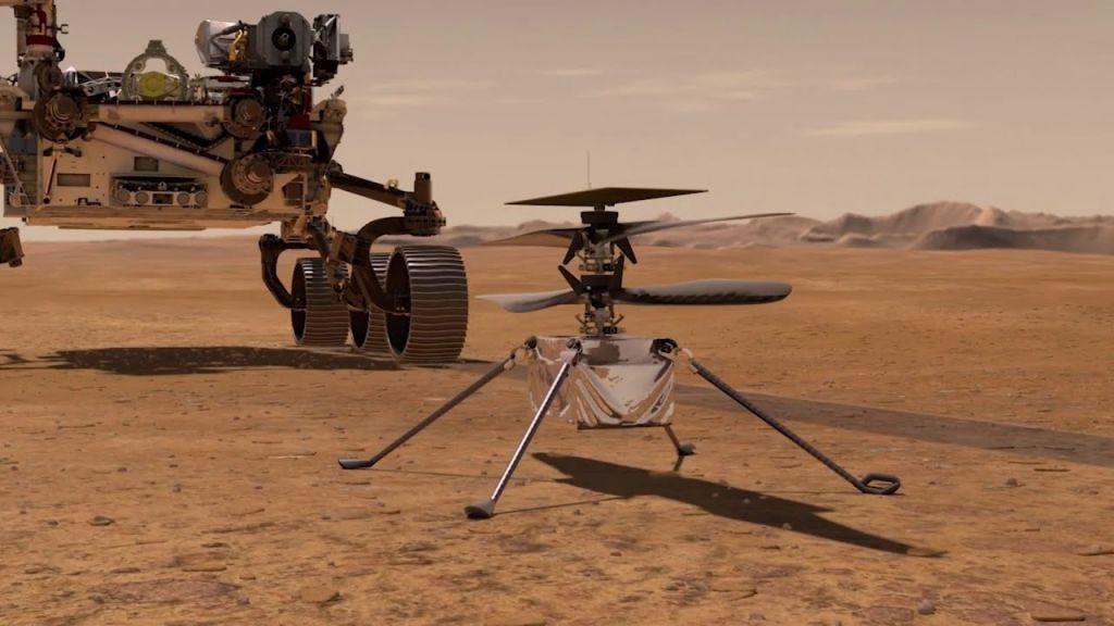 mars-helikopteri-Ingenuity