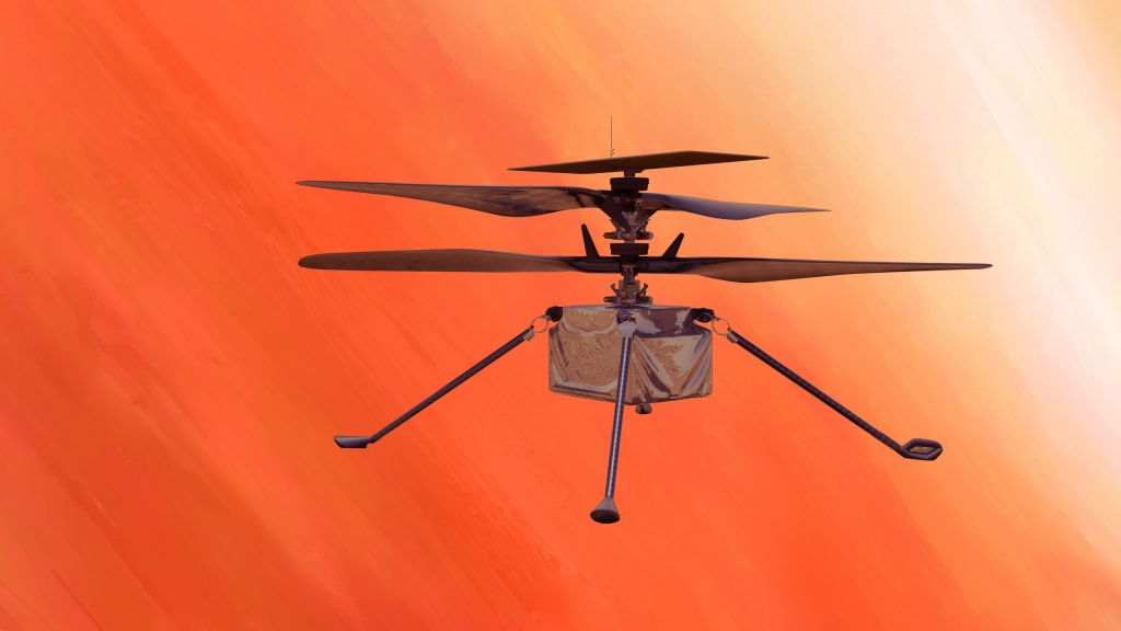 mars-helikopteri-ilk-ucus
