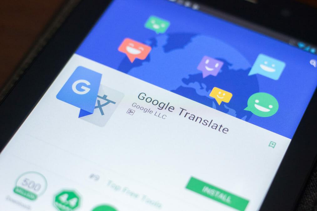 google-ingilizce-turkce-ceviri