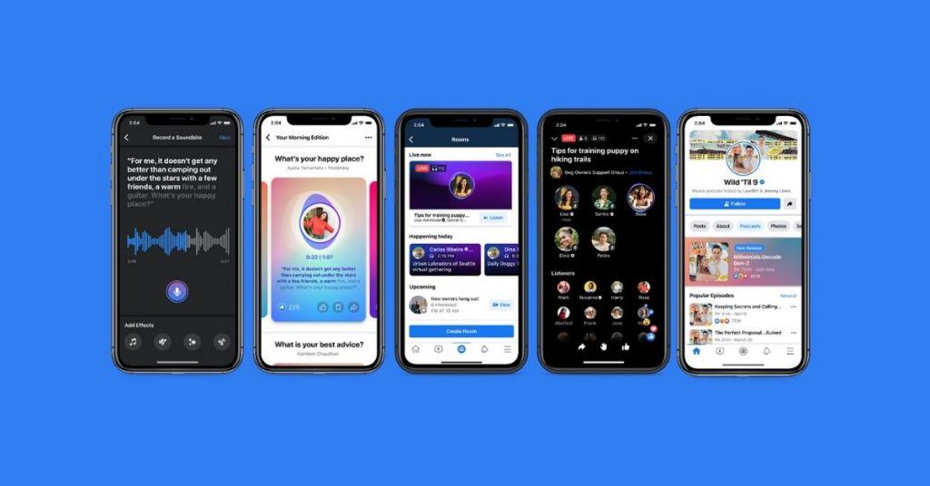Facebook-Podcast-app