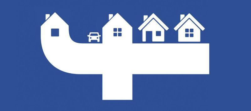 Facebook Neighborhoods uygulaması