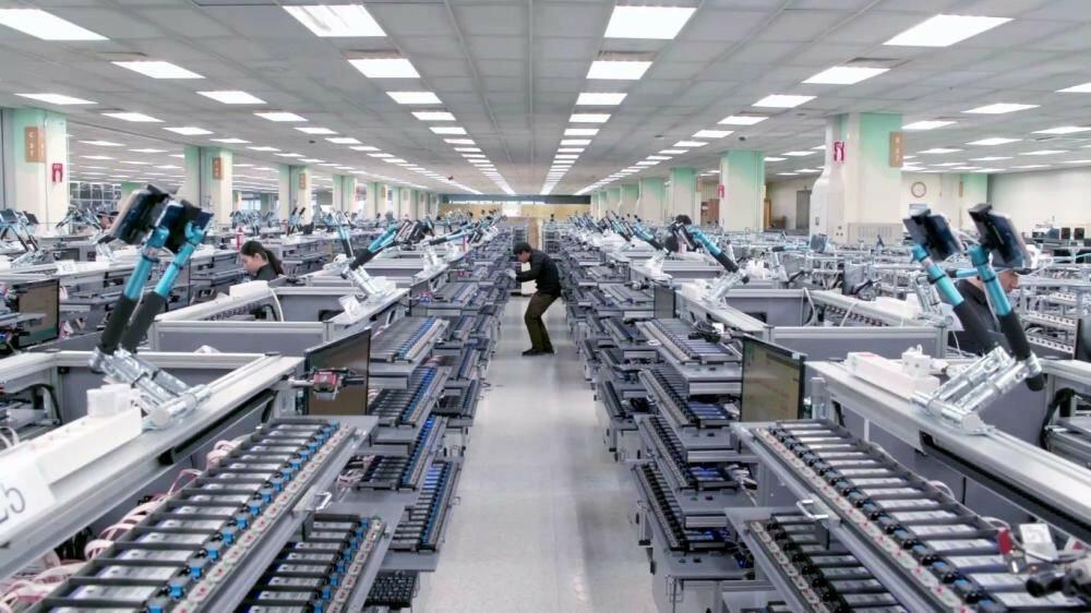 samsung türkiye fabrikası
